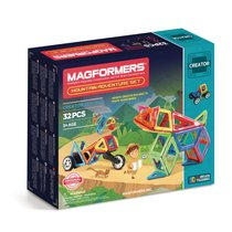 Магнитный конструктор Magformers Mountain Adventure Set - Magformers