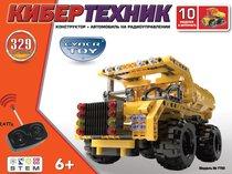 Конструктор CYBER TOY 7783 CyberTechnic 329 деталей желтый - Cyber Toy
