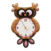 Набор для творчества ВОЛШЕБНАЯ МАСТЕРСКАЯ ЧФ-03 часы Сова - Волшебная Мастерская