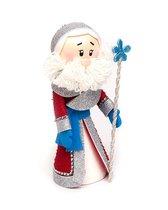 Набор для творчества ВОЛШЕБНАЯ МАСТЕРСКАЯ К014 создай куклу Дед Мороз - Волшебная Мастерская