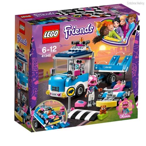 Конструктор Friends Грузовик техобслуживания - Lego