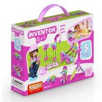 "Конструктор ""INVENTOR GIRLS"", 5 моделей - Engino"