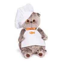 Мягкая игрушка BUDI BASA Ks19-021 Басик шеф-повар - Буди Баса