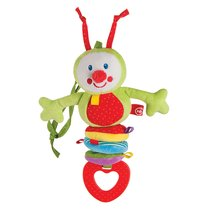 Подвеска HAPPY BABY 330344 CHATTY CATERPILLAR - Happy Baby
