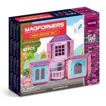 Магнитный конструктор Magformers Mini House Set - Magformers