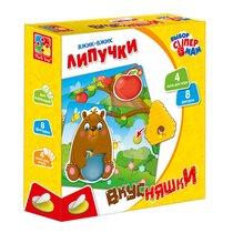 Набор VLADI TOYS VT1302-18 Липучки вкусняшки - Vladi Toys