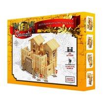 Конструктор ЛЕСОВИЧОК les 035 Замок №3 набор из 480 деталей - Лесовичок