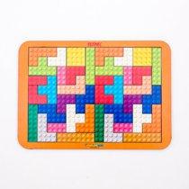 Логическая игра WOODLANDTOYS 65108 Тетрис большой Конструктор - WOODLAND