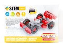 """Конструктор """"STEM HEROES. Скоростные механизмы: Формула"""" - Engino"""