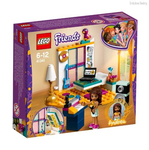 Конструктор Friends Комната Андреа - Lego