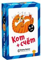 Настольная игра BRAINY GAMES УМ517 Кот + счёт - Brainy Games