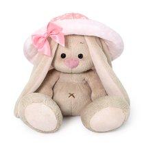 Мягкая игрушка BUDI BASA SidX-378 Зайка Ми в розовой панаме 15 см - Буди Баса