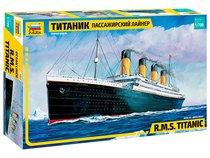 "Модель для склеивания ZVEZDA 9059 Пассажирский лайнер ""Титаник"" - Zvezda"