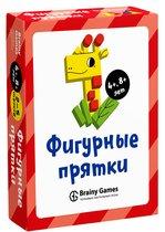Настольная игра BRAINY GAMES УМ522 Фигурные прятки - Brainy Games