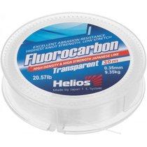 Леска флюорокарбон Helios Fluorocarbon 0,35мм 30м Transparent HS-FCT 35/30 - Тонар