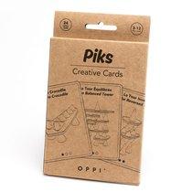 Oppi Piks Образовательные карточки (24 шт)