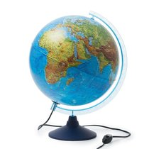 Глобус GLOBEN INT13200288 Интерактивный физико-политический с подсветкой 320 с очками VR - Globen