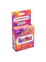 Настольная игра ЭВРИКУС BG-11042 Буквы - Эврикус