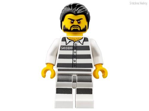 Конструктор LEGO 60174 City Police Полицейский участок в горах - Lego