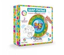 Набор для творчества ШАР-ПАПЬЕ В02643 Часы - Шар-Папье