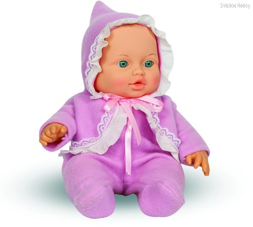 Кукла Малышка 1 девочка - Весна