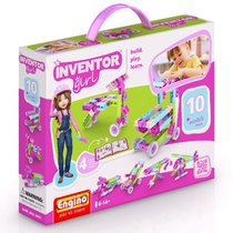 "Конструктор ""INVENTOR GIRLS"", 10 моделей - Engino"