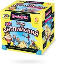 Сундучок знаний Учим Английский - BrainBox