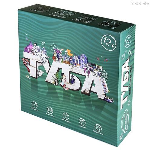 Настольная игра STRATEG 30261 Тuba - Strateg