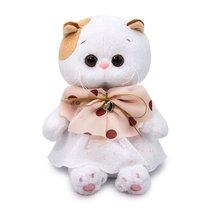 Мягкая игрушка BUDI BASA LB-054 Ли-Ли BABY в платье с бантом 20 см - Буди Баса