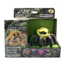 Игра CATCHUP TOYS SS-001S-EVL Spider Spin Evil - Catchup Toys