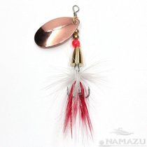 Блесна Namazu Unwin, вес 5,5 г, цвет 03 (медь) N-U5.5-03, 5.5 г - Namazu