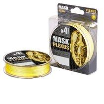 Леска плетеная Akkoi Mask Plexus 0,40мм 150м Yellow MPY/150-0,40 - Akkoi