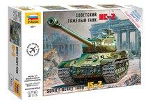 Модель для склеивания ZVEZDA 5011 Советский тяжелый танк Ис-2 - Zvezda