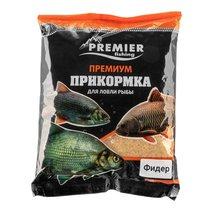 Прикормка Premier Fishing Премиум Фидер 900г PR-P-F - Тонар