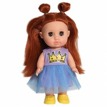 Кукла ВЕСНА В3669 Малышка Соня корона