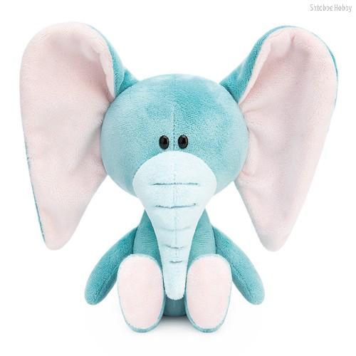 Мягкая игрушка BUDI BASA SA15-31 Слониха Симба - Буди Баса