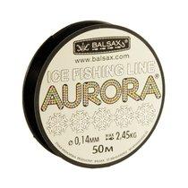 Леска Balsax Aurora Box 50м 0,14 (2,45кг) - Balsax