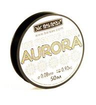 Леска Balsax Aurora Box 50м 0,08 (0,92кг) - Balsax
