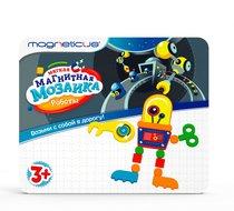Мозаика магнитная MAGNETICUS MC-014 Роботы - MAGNETICUS