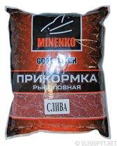 Прикормка Minenko Good Catch слива, 700г 4315 - Minenko