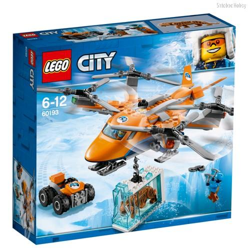 Конструктор City Arctic Expedition Арктический вертолёт - Lego