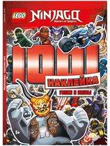 Книга LEGO LTS-701 Ninjago.Гонки и битвы - Lego