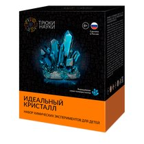Набор ТРЮКИ НАУКИ Z117 Идеальный кристалл (синий) - ТРЮКИ НАУКИ