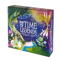 Настольная игра STRATEG 30460 The time of legends - Strateg