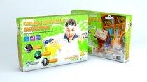 Набор для опытов 801 Большая химическая лаборатория - Инновации Для Детей