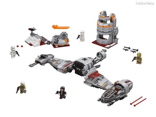 Конструктор Star Wars Защита Крайта - Lego