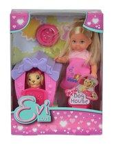 Кукла EVI 5735867 С собачкой в домике - Evi Love