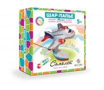 Набор для творчества ШАР-ПАПЬЕ В00993 Самолет - Шар-Папье