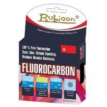 Леска флюорокарбон Rubicon 0,28мм 100м прозрачная 462100-028 - Rubicon