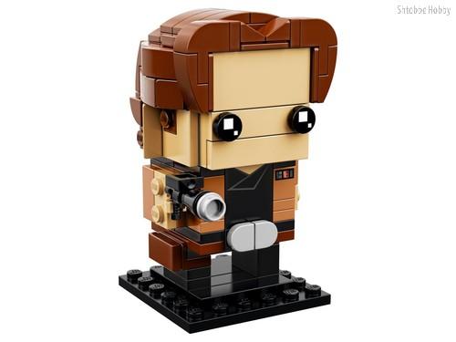 Конструктор BrickHeadz Хан Соло - Lego
